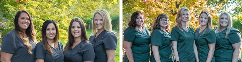 Fields Family Dentistry Team